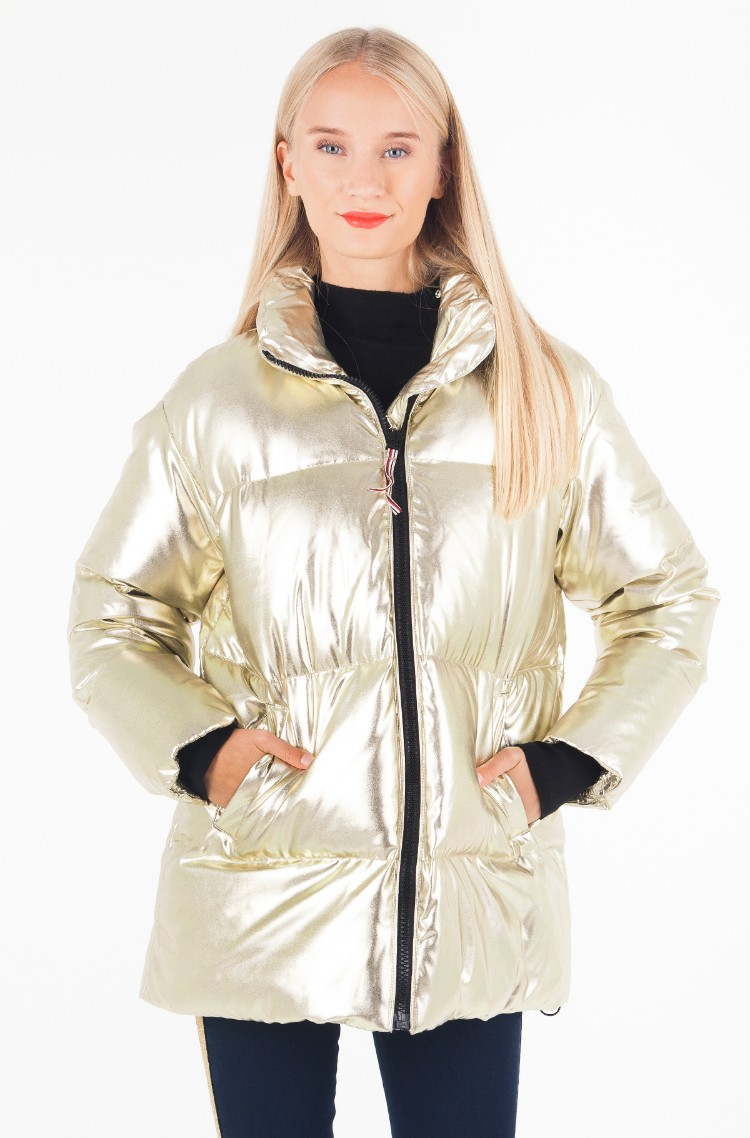 Куртка ICON HIGH GLOSS PUFFER-1