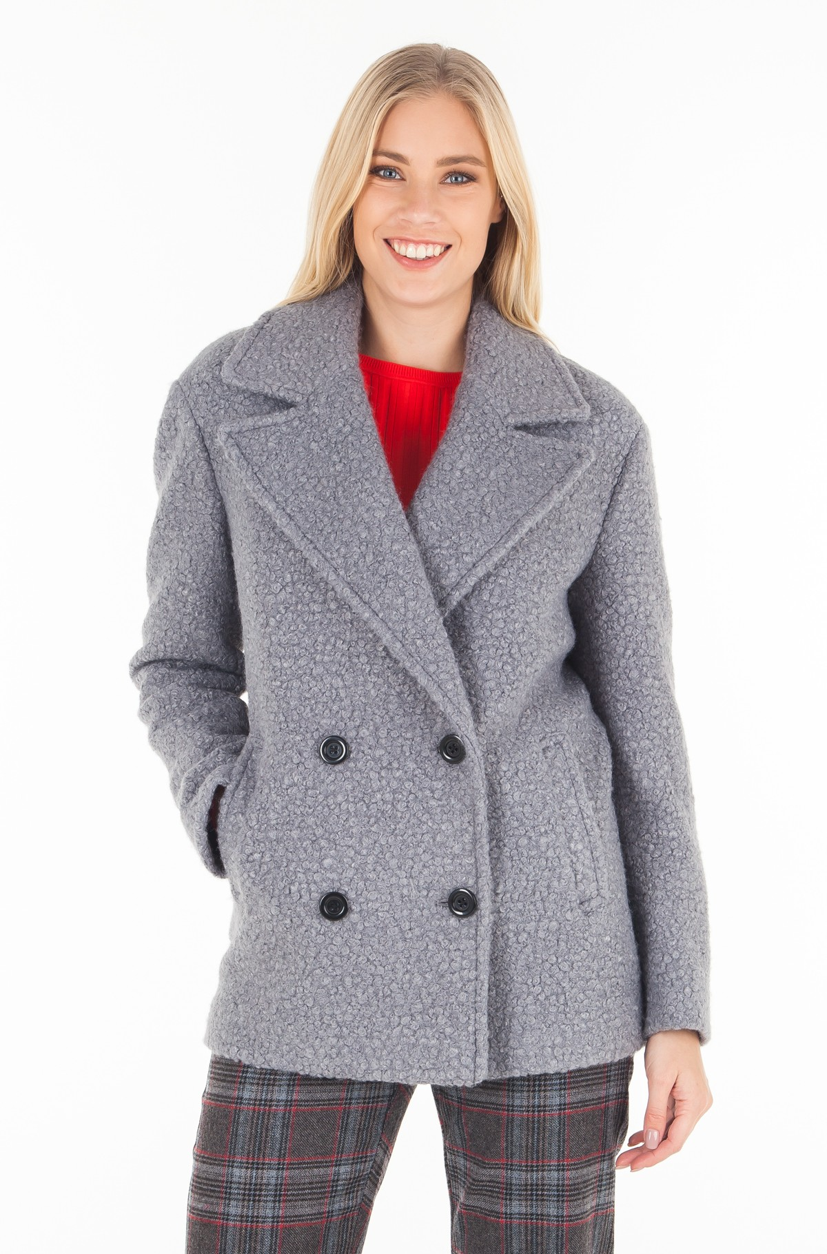 Mantel CARA BLAZER COAT-full-1
