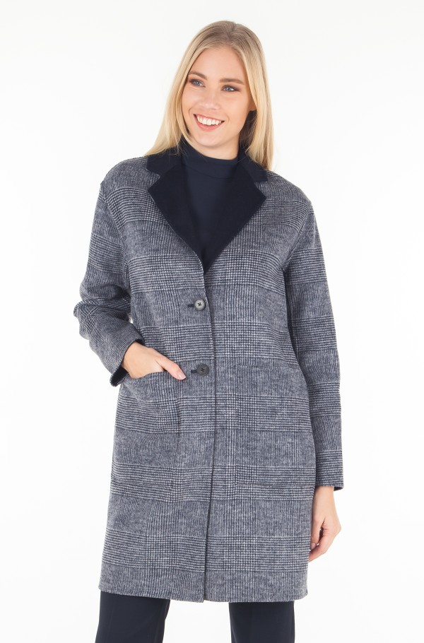 ALISON REV DF WOOL BLEND COAT