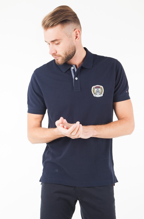 WCC SOLID BADGE REGULAR POLO