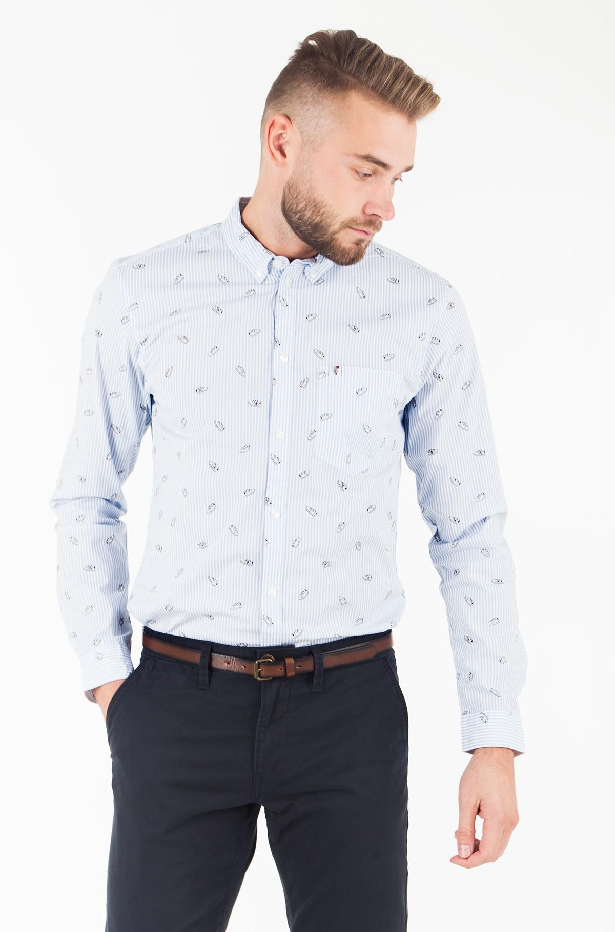 Shirt TJM DITSY PRINT SHIRT-full-1