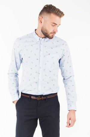 Shirt TJM DITSY PRINT SHIRT-1