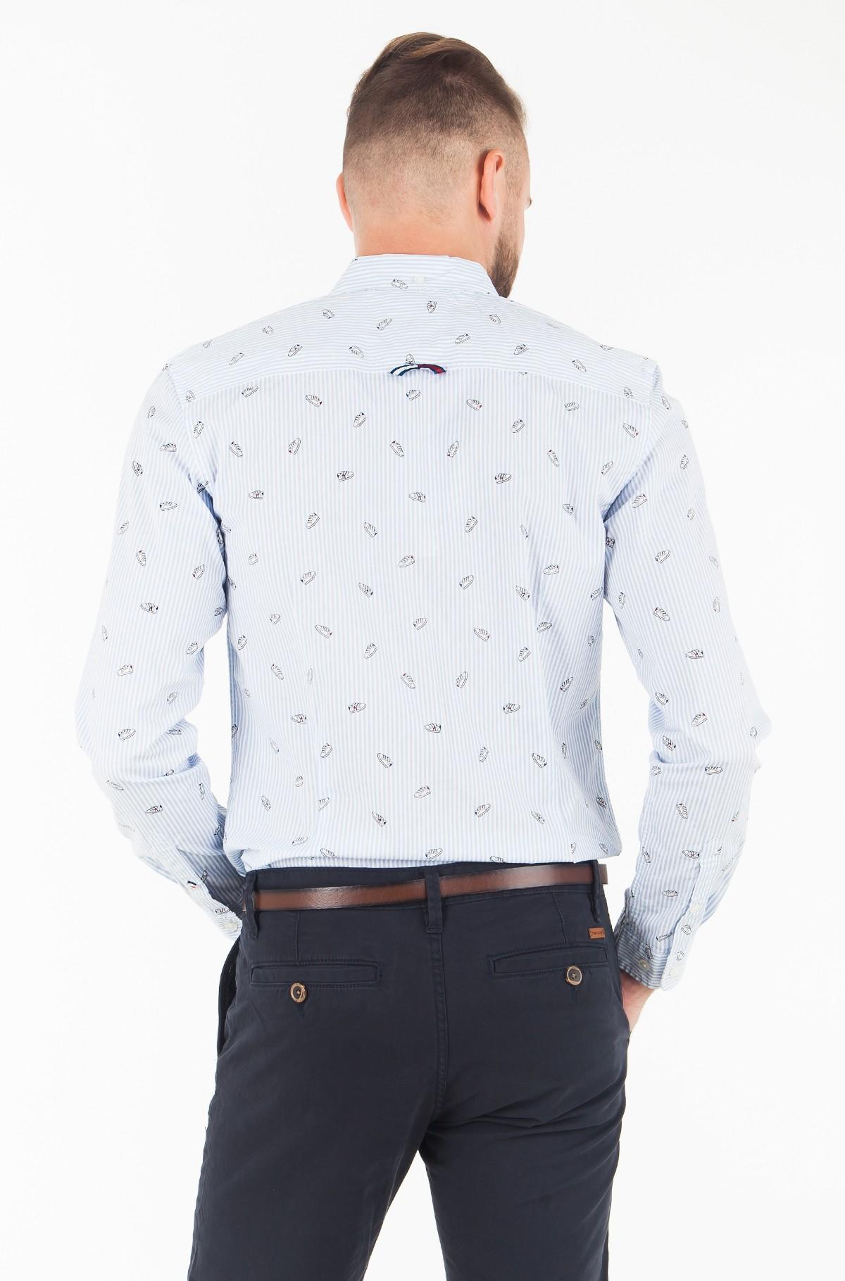 Shirt TJM DITSY PRINT SHIRT-full-2