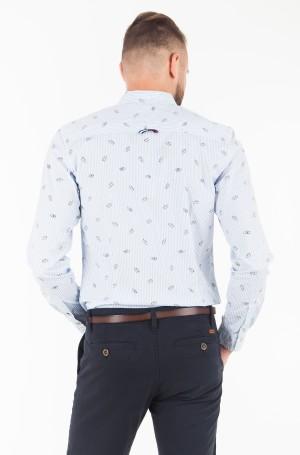 Shirt TJM DITSY PRINT SHIRT-2