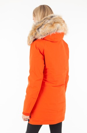 Skranda su gobtuvu MID WEIGHT DOWN NYLON PARKA-2