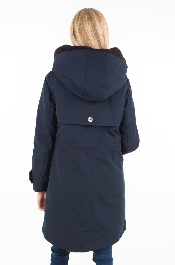 NEW CYNTHIA 2 IN 1 LONG PARKA-hover