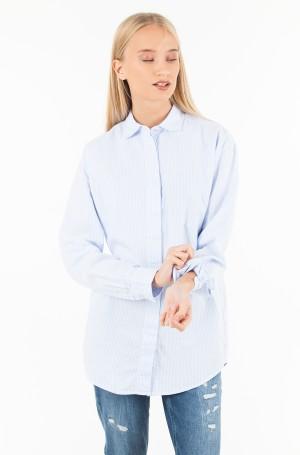 Marškiniai ICON PAMES BOYFRIEND SHIRT LS-1