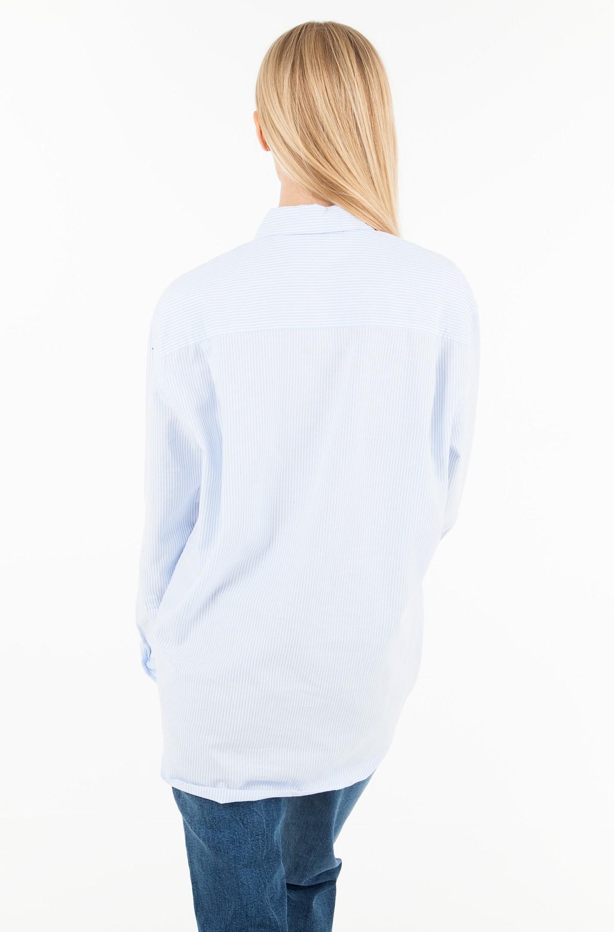 Marškiniai ICON PAMES BOYFRIEND SHIRT LS-full-2