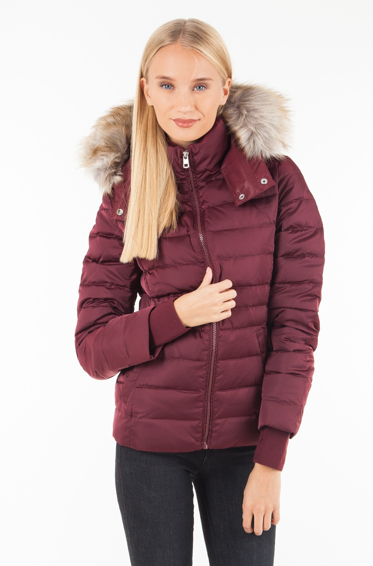 Jacket MID WEIGHT DOWN NYLON JACKET-full-1