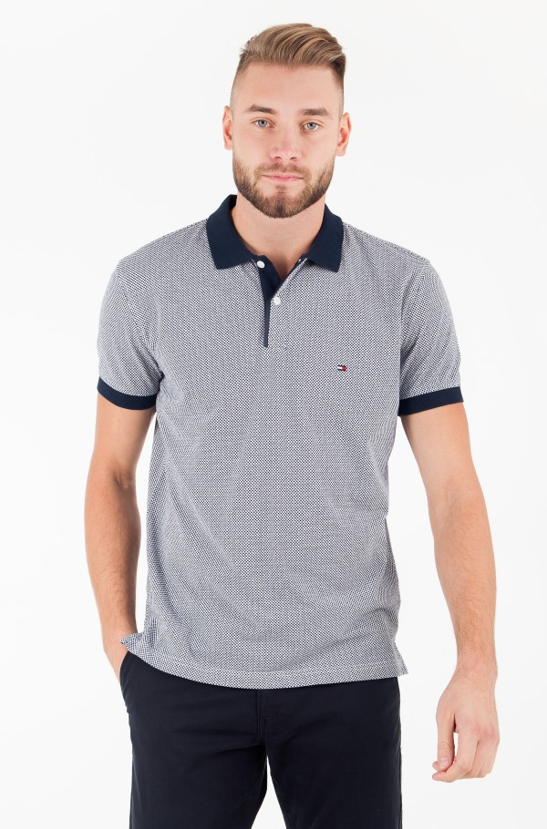 WCC MINI PRINT REGULAR POLO