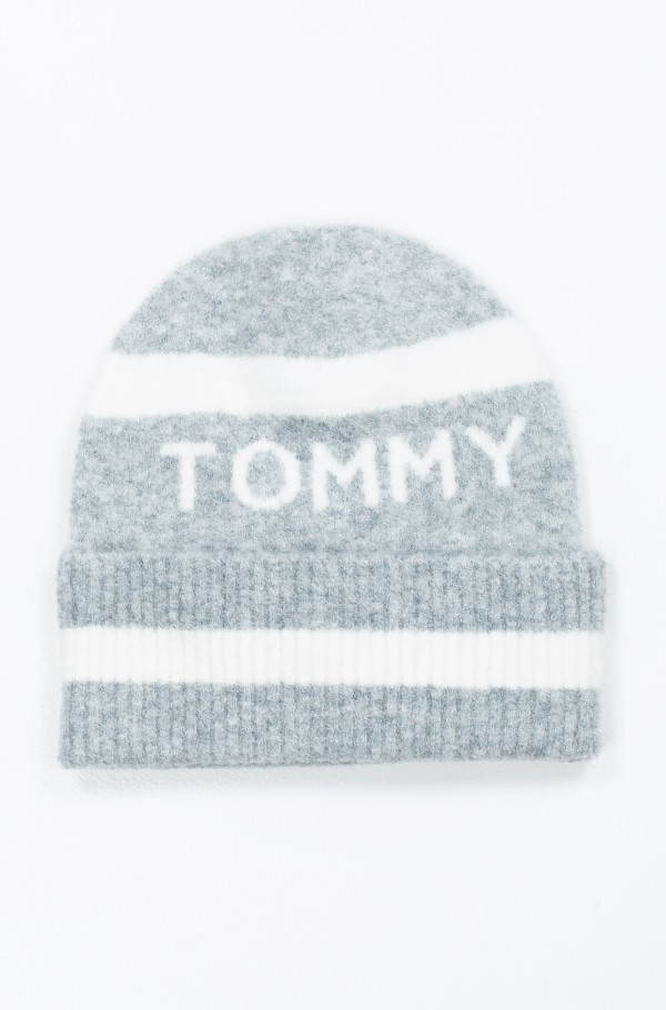 SOFT STRIPES BEANIE