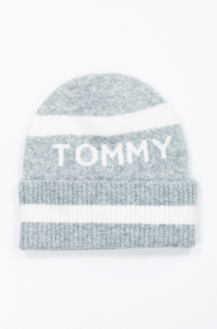 aaa10bc5e Hat SOFT STRIPES BEANIE Tommy Hilfiger, Womens Hats | Denim Dream E-pood