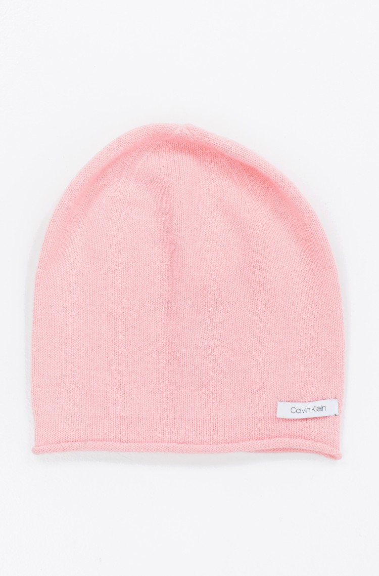93b889de7 Hat CASHMERE BEANIE Calvin Klein, Womens Hats | Denim Dream E-pood