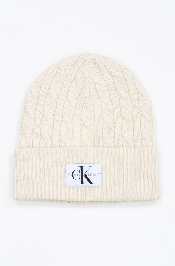 J CABLE BEANIE