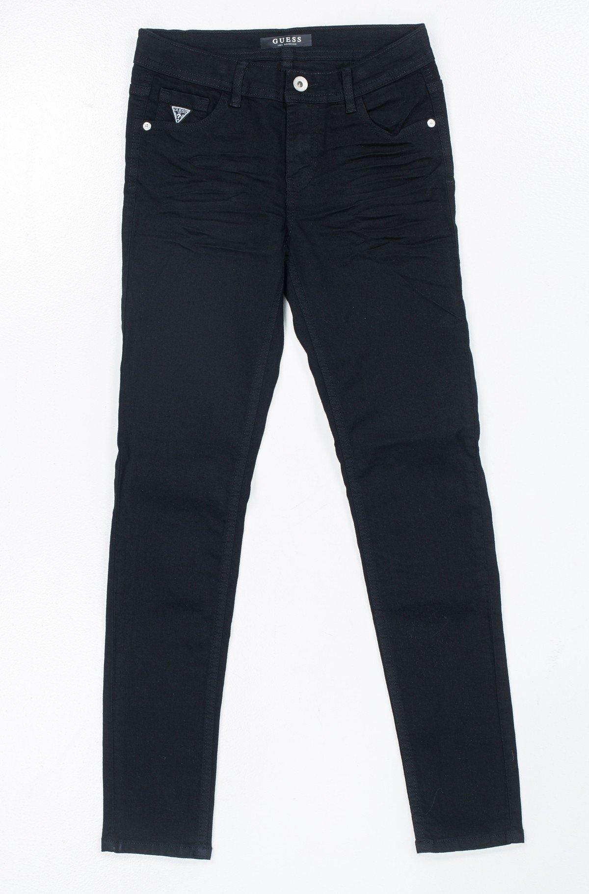 Vaikiškos džinsinės kelnės J71A85 D31W0-full-1
