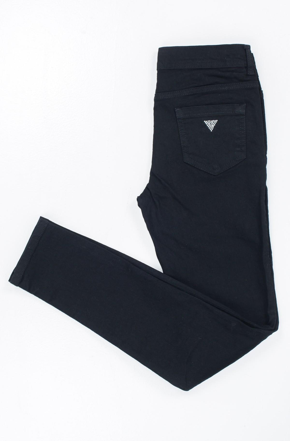 Vaikiškos džinsinės kelnės J71A85 D31W0-full-2