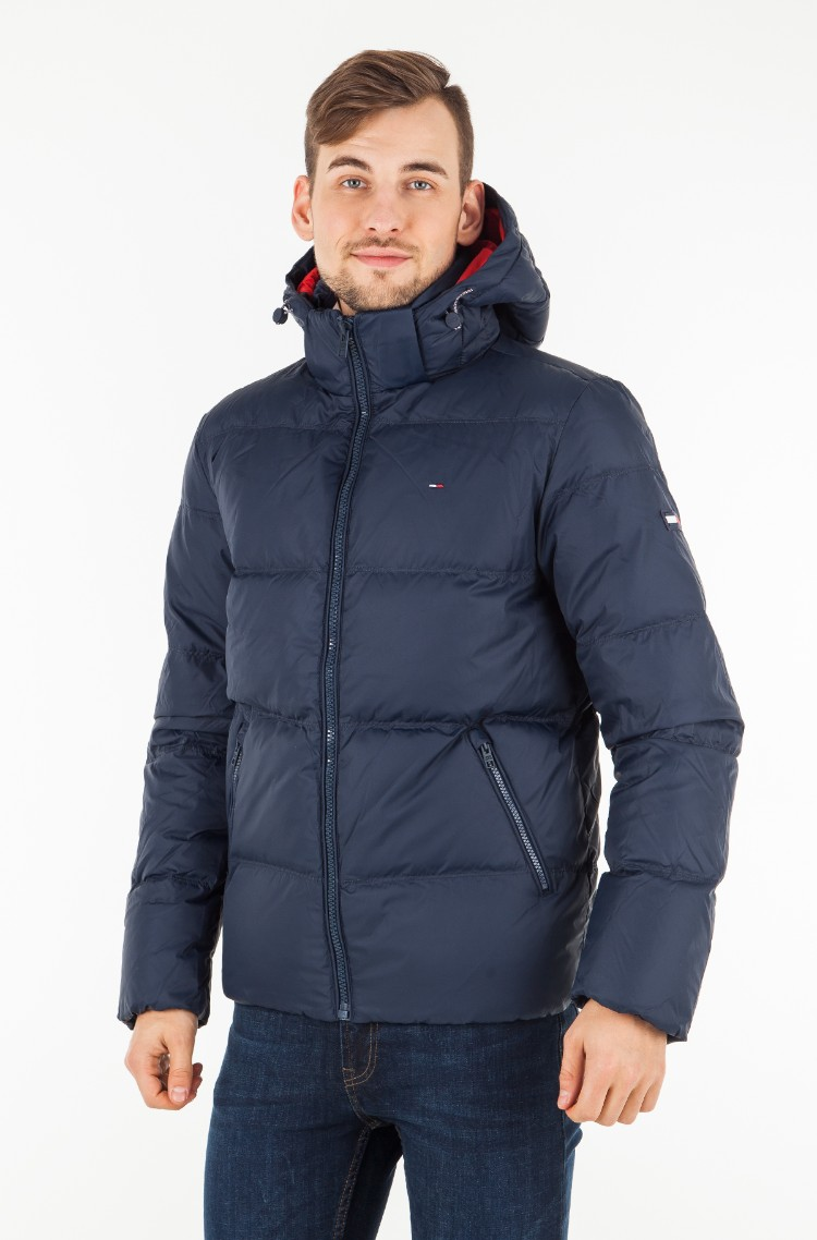 new cheap best value free delivery Blue 2 Jacket TJM ESSENTIAL DOWN JACKET Tommy Jeans, Mens ...