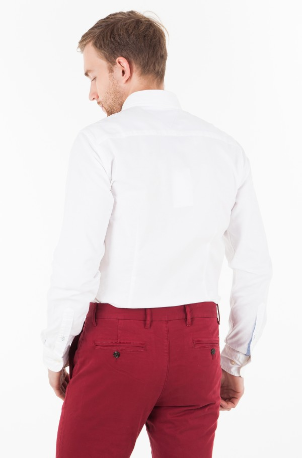 CORE STRETCH SLIM OXFORD SHIRT-hover