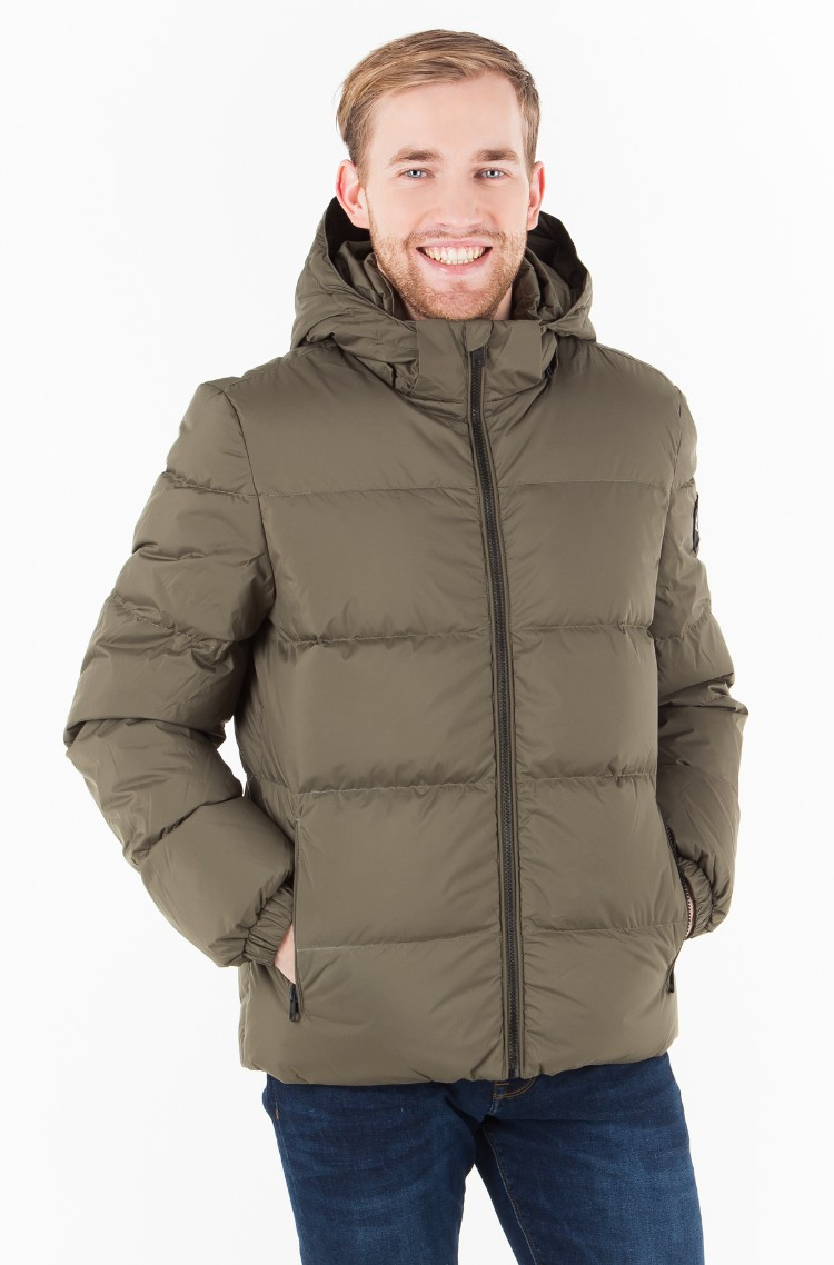 Jacket HOODED DOWN JACKET	-1