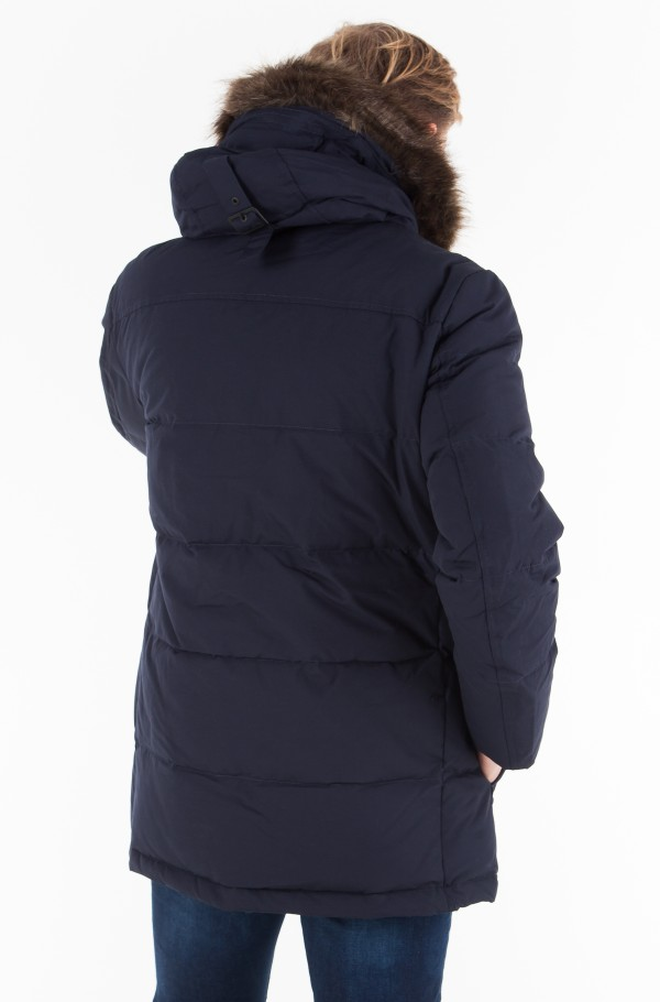MID LENGTH DOWN PARKA-hover