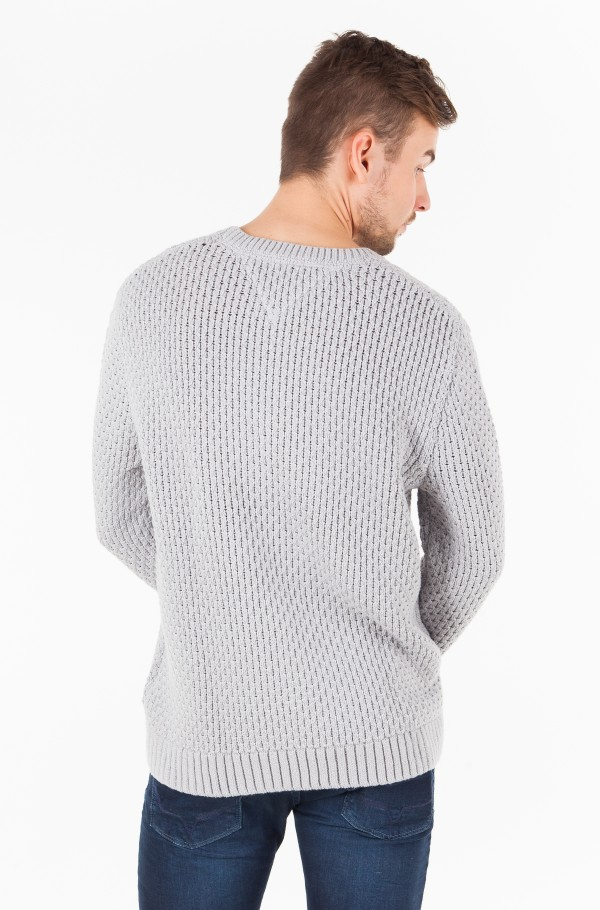 TJM CHUNKY SWEATER-hover