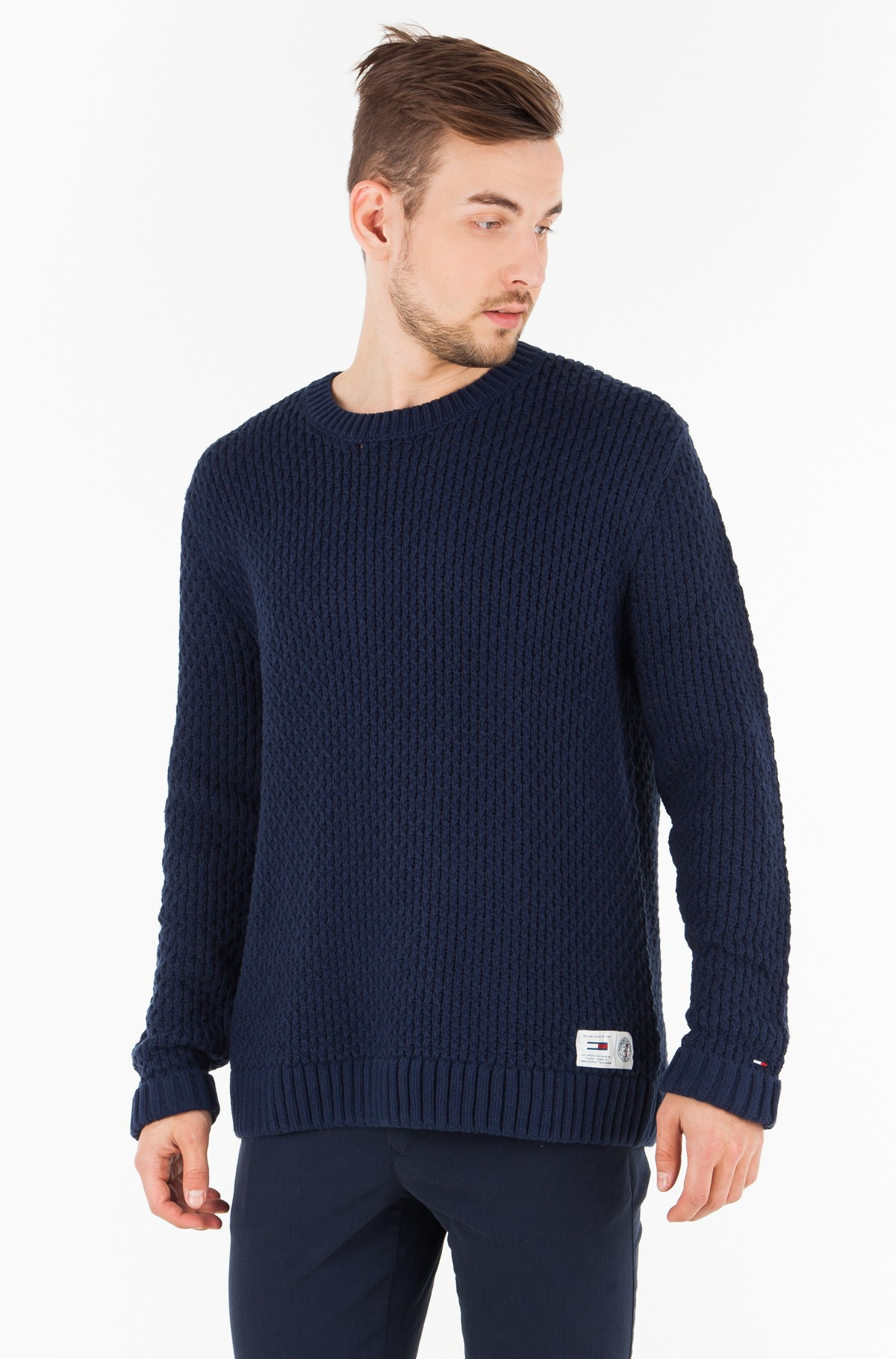 Sviiter TJM CHUNKY SWEATER-full-1