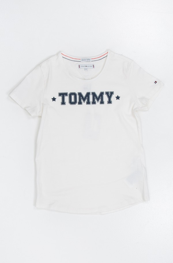 ESSENTIAL TOMMY TEE S/S