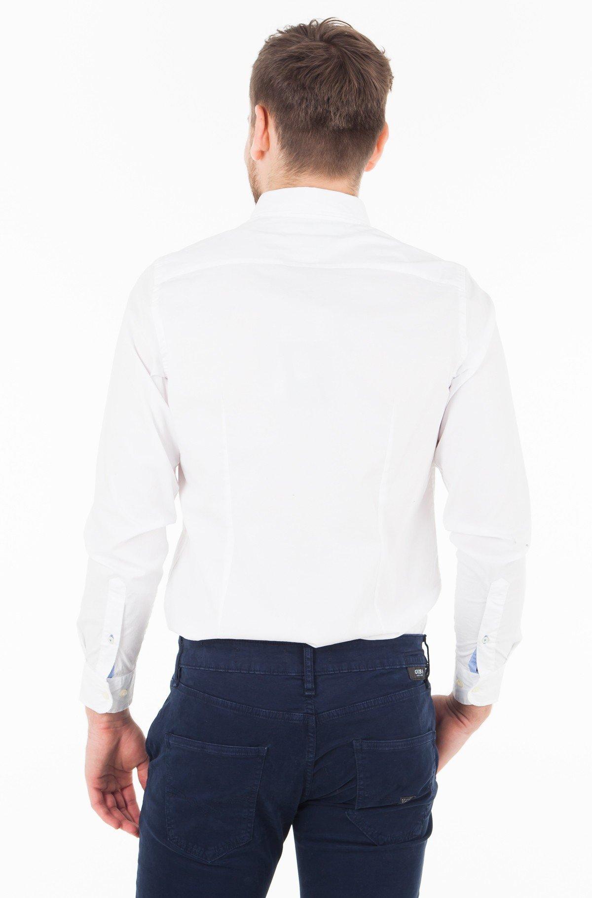 Shirt CORE STRETCH SLIM POPLIN SHIRT-full-2