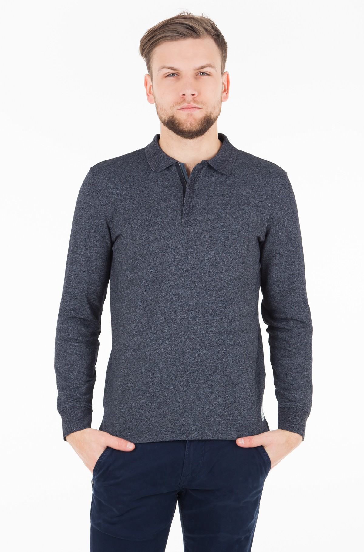 Polo marškinėliai ilgomis rankovėmis 1006057-full-1