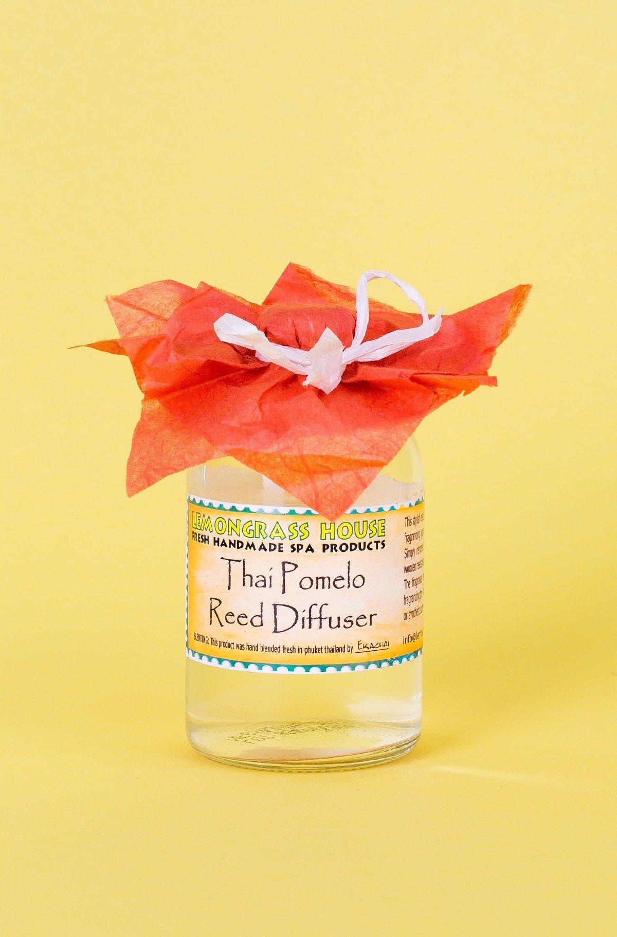 Namų kvapas Reed Oil Diffuser Pomelo 120ml-full-1