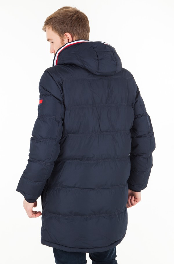 TOMMY DOWN PARKA-hover