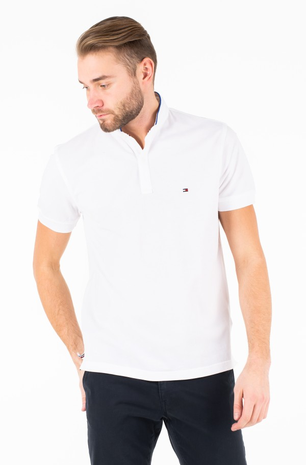 TIPPED MAO COLLAR REGULAR POLO