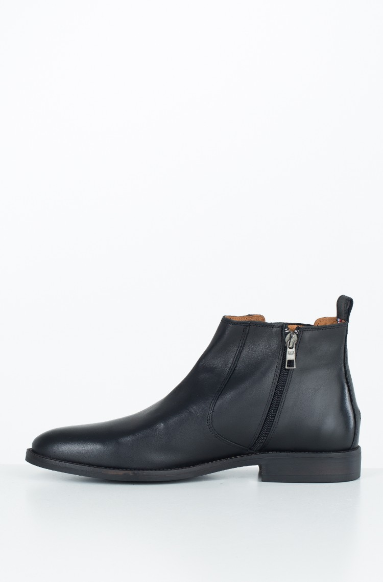 1e8a4a47b Boots ESSENTIAL LEATHER CHELSEA BOOT Tommy Hilfiger
