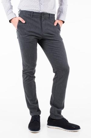 Trousers SLIM BLEECKER CHINO STR MELANGE-1