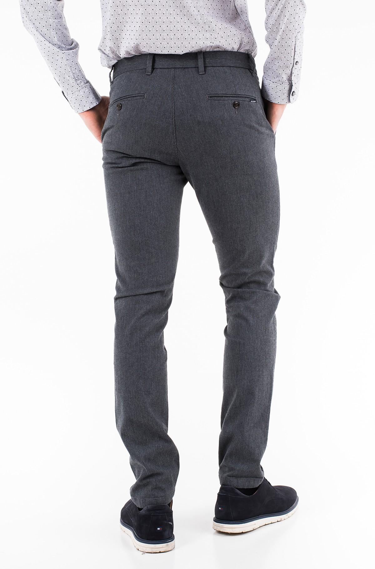 Trousers SLIM BLEECKER CHINO STR MELANGE-full-2