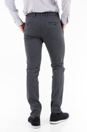 Trousers SLIM BLEECKER CHINO STR MELANGE-2