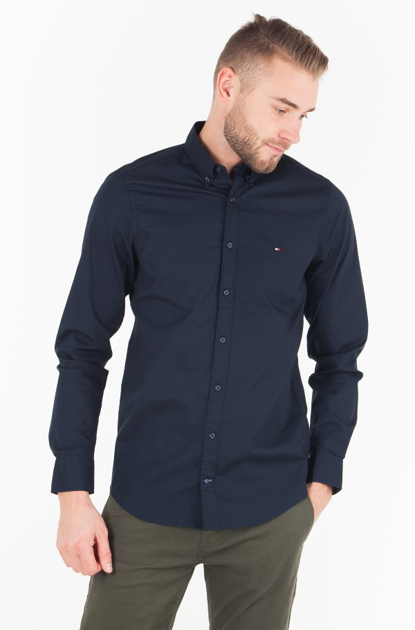 CORE STRETCH SLIM POPLIN SHIRT