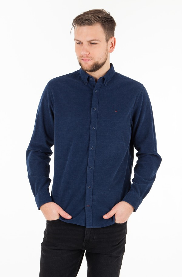 HEATHER CORDUROY SHIRT