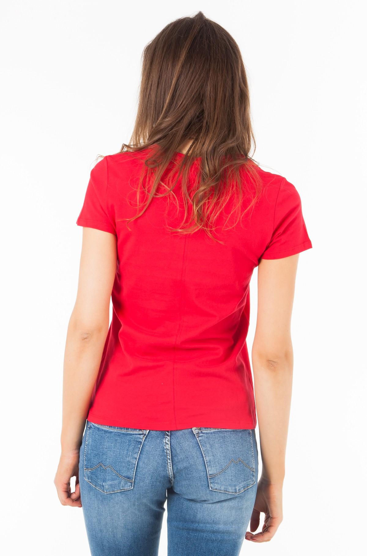 Marškinėliai INJ JEANA V-NK TEE SS-full-2