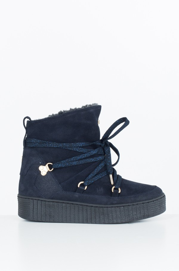COZY WARMLINED SUEDE BOOT