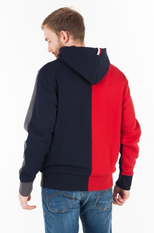 Džemperis RELAXED COLORBLCK GRAPHIC HOODIE	-2