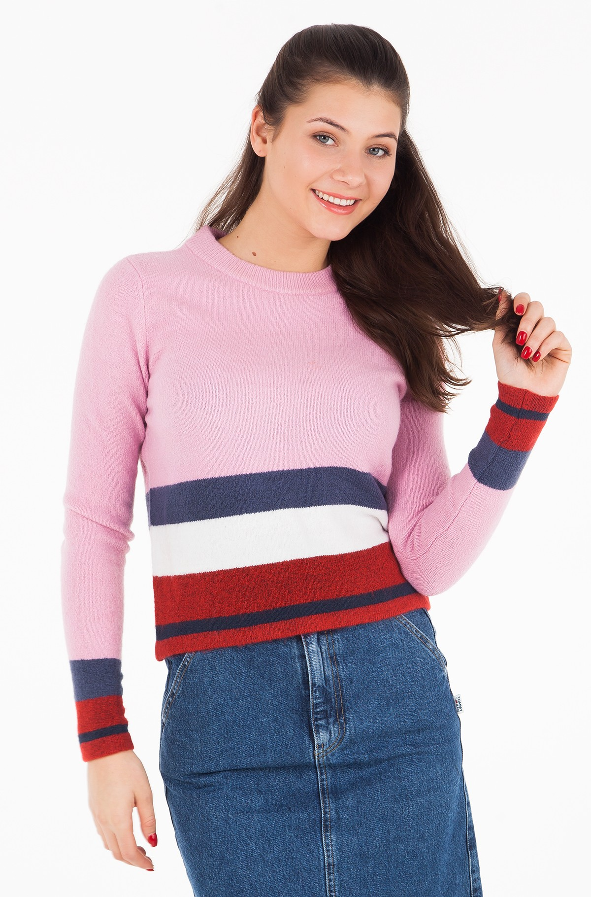 Džemperis TJW REGULAR STRIPE SWEATER-full-1