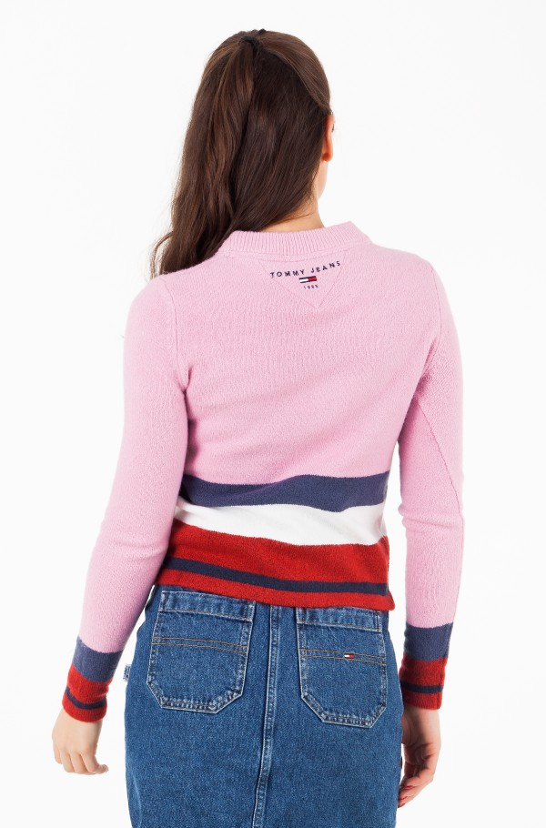 TJW REGULAR STRIPE SWEATER-hover