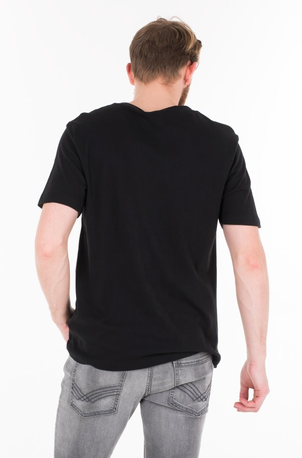 CKJ GRAPHIC  POCKET REGULAR TEE-hover