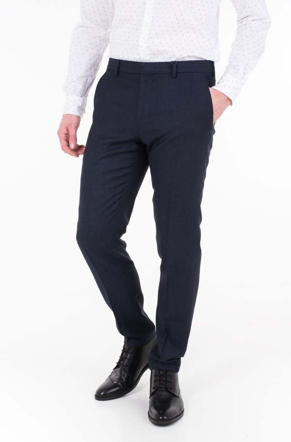 SLIM FIT SUIT SEPARATE PANT