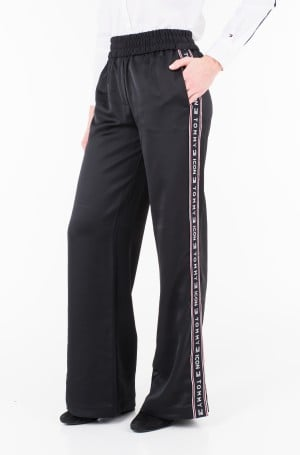 Trousers ICON ALINA FLARED CREPE PANT-1