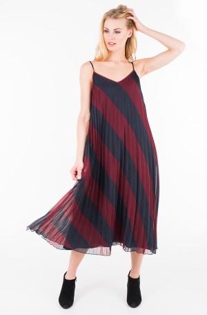 Kleit ICON PLEATED SLIP DRESS-1