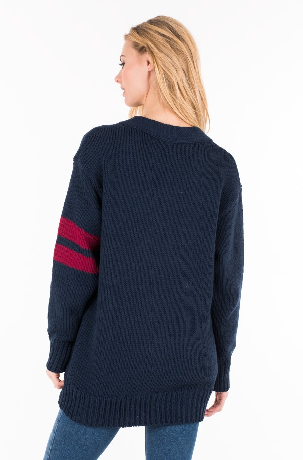 TJW OVERSIZED T SWEATER-hover