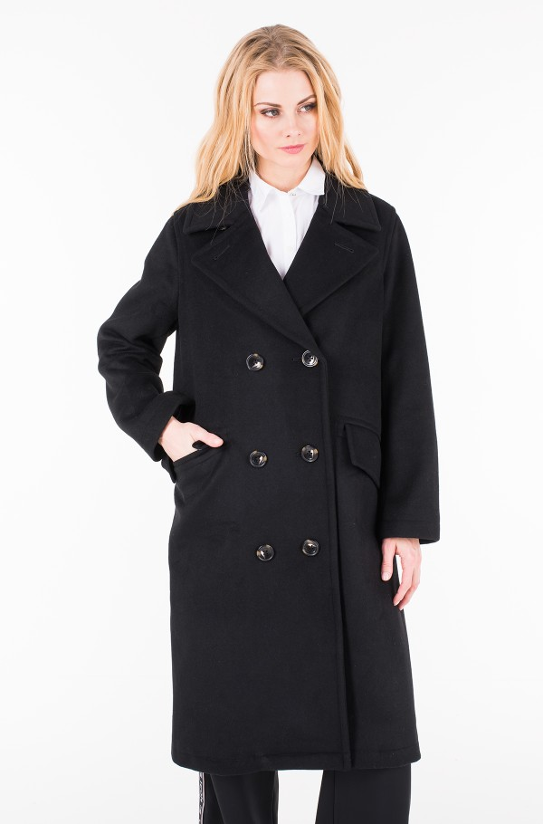 ICON CANDICE WOOL BLEND OVERCOAT