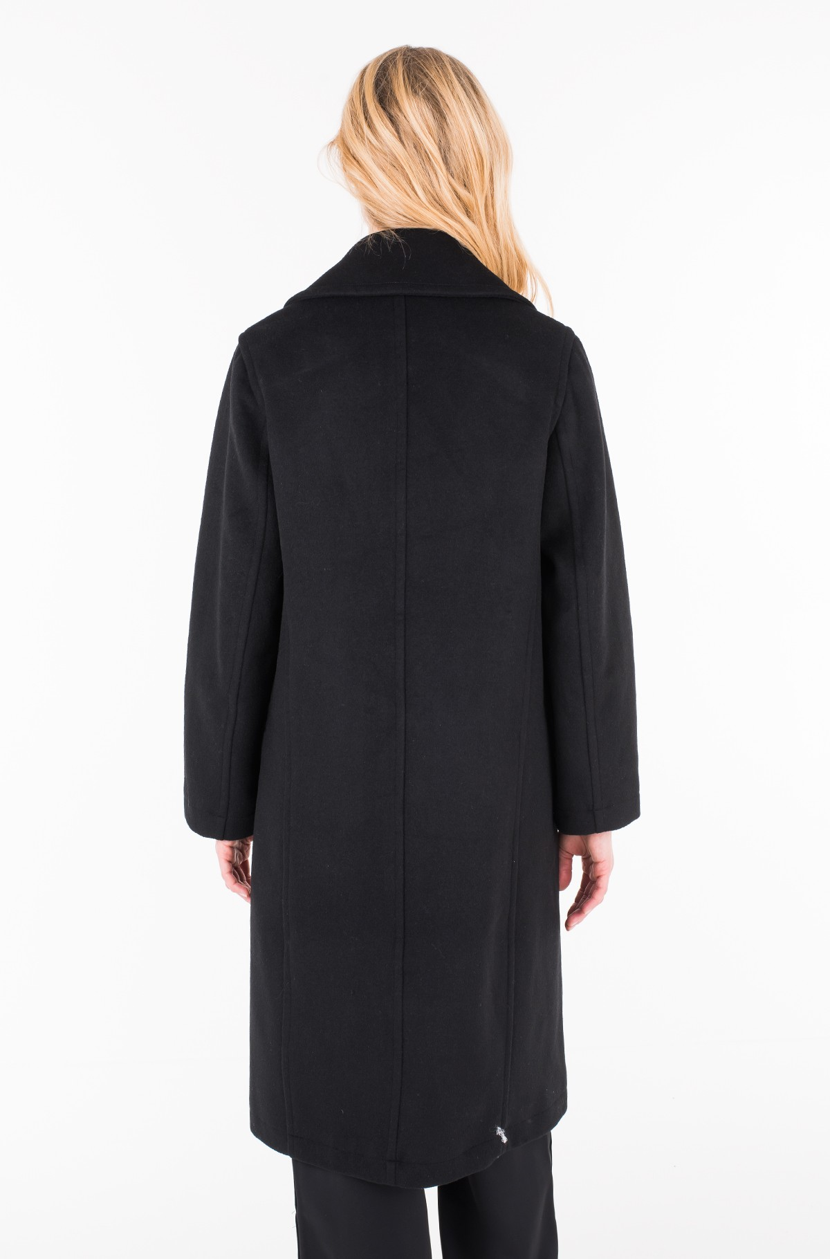 Paltas ICON CANDICE WOOL BLEND OVERCOAT-full-2